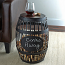 Barrel Cork Catcher Accent Table
