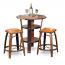 2 Day Designs Napa Bistro Pub Table
