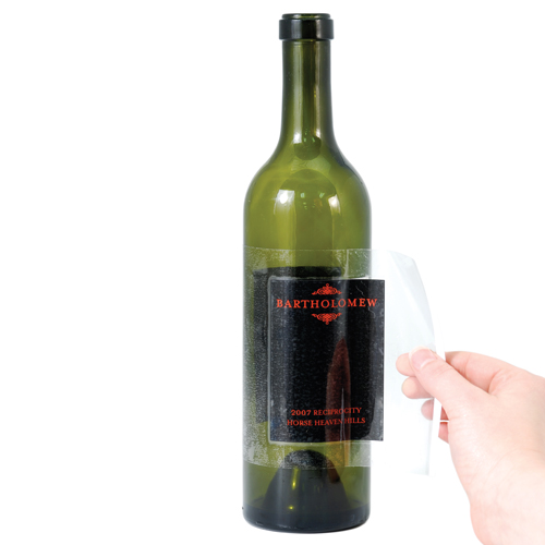 Memento Wine Label Removers