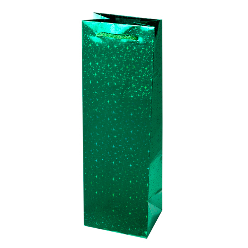 Sparkling Green Wine Bag by Cakewalk