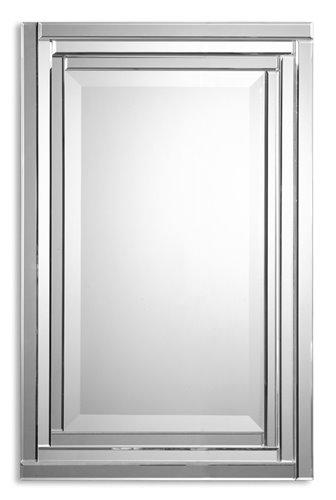 Uttermost Alanna Frameless Vanity Mirror