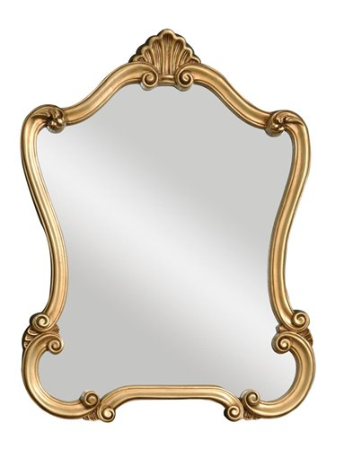 Uttermost Walton Hall Gold Mirror