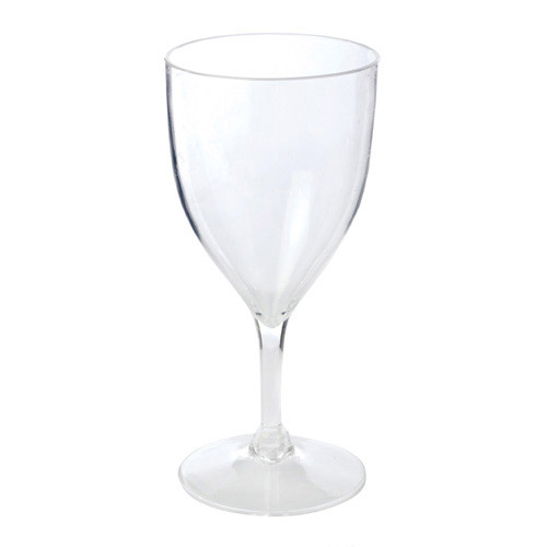 Hardy: Acrylic Wine Glasses
