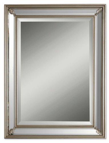 Uttermost Jansen Silver Mirror