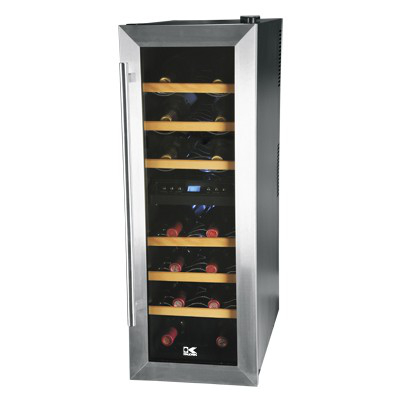 21 Wine Bottles Dual Zone Wine Cooler