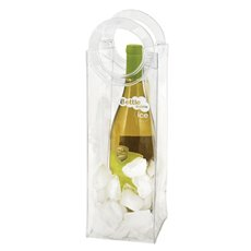 Bottle Bubble Ice Wine Tote