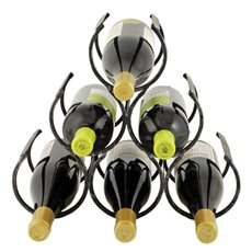 Country Home: Wine Shrine Bottle Holder
