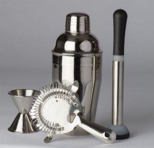 Stainless Steel Bar Gift Set