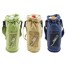 Grab and Go: Insulated Bottle Carrier