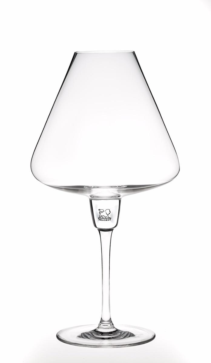 Les Impitoyables No. 2 Wine Glasses