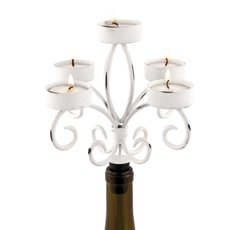 Country Cottage: Shabby Chic Candelabra