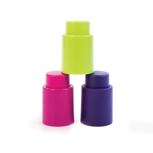 Push-Top: Vacuum Bottle Sealer