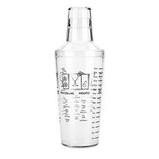 Maraca: Plastic Recipe Shaker
