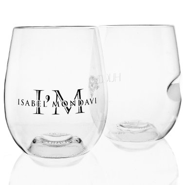 GoVino Go Anywhere Cocktail Glass with Logo (set of 72)