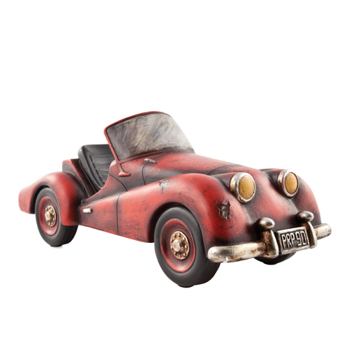 Retro Car Bottle Holder by Foster and Rye
