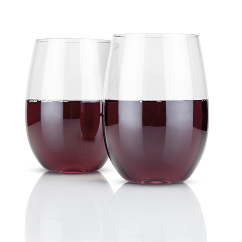 Flexi: Stemless Wine Glasses