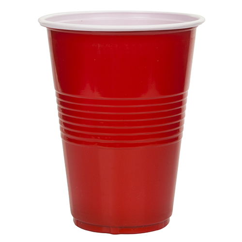 Rojo Set of 24 Red Party Cups