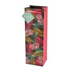 Tropical Fern Wine Bag