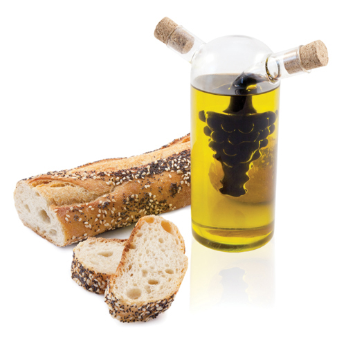 Rustic Farmhouse: Oil and Vinegar Cruet
