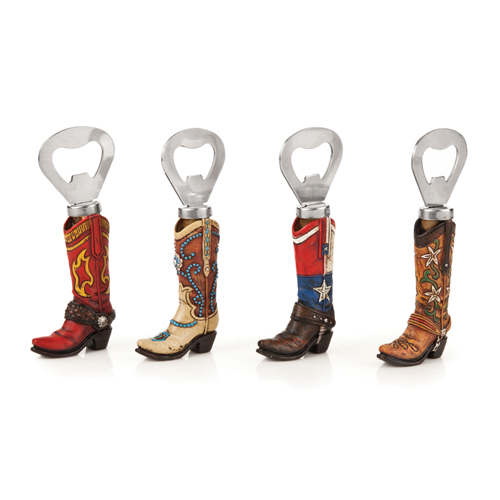 Cowboy Boot Bottle Openers by Foster and Rye