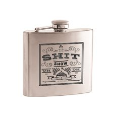 Shit Show Stainless Steel Flask
