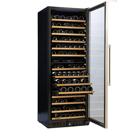 N'FINITY PRO LX Dual Zone Wine Cellar Refrigerator (Stainless Steel Door)