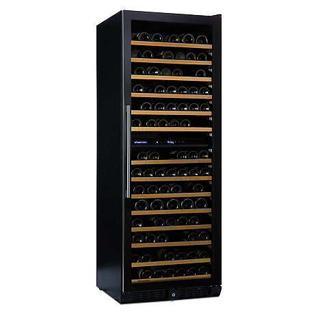 N'FINITY PRO LX Dual Zone Wine Cellar (Full Glass Door)