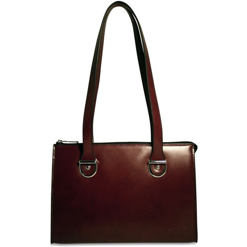 Milano Top Zip Shoulder Handbag
