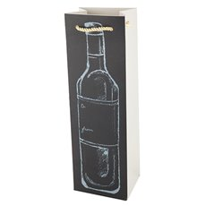 Chalkboard Bottle Bag