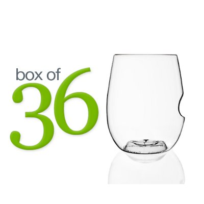 Govino Cocktail Glasses (set of 36)