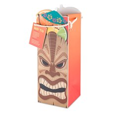 Tiki Liquor Bag