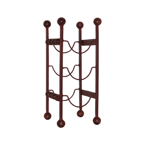 3 Bottle Vertical Wine Rack