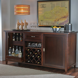 Firenze Wine and Spirits Credenza Furniture