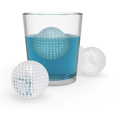 Golf Ball Silicone Ice Mold Zoo