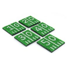 Home Turf Coasters (Set of 5)