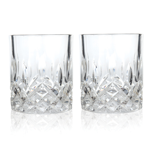 Admiral - Crystal Tumblers (set of 2)