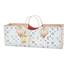 Colorful Truey Wine Purse Bag