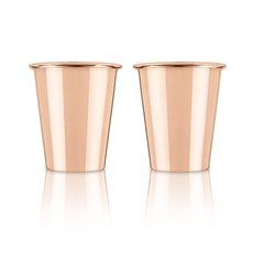 Summit Solid Copper Shot Glasses by Viski