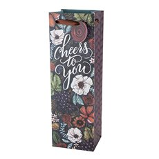 Marketplace: Vineyard Bouquet Wine Gift Bag