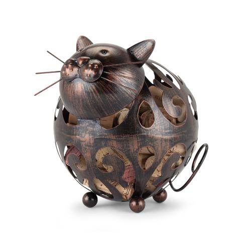 Whiskers Cat Cork Holder