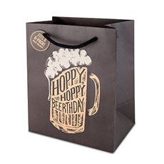 Hoppy Beerthday 6 Pack Gift Bag