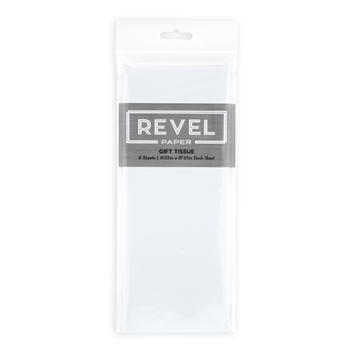 White Tissue Paper Pack