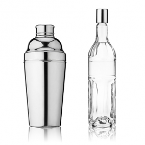 Colossus: Extra Large Cocktail Shaker