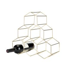 Belmont: Geo Wine Rack