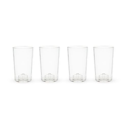 Flexi Set of 4 Shot Glasses