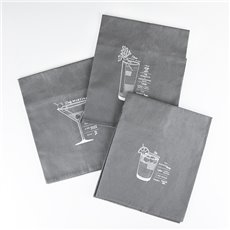 Admiral: Bar Cart Cocktail Towels