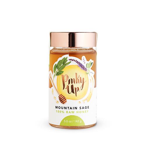Mountain Sage Honey