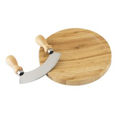 Arc Mezzaluna Knife and Board Set