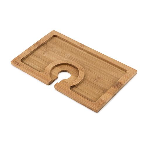 Buffet Bamboo Appetizer Plate