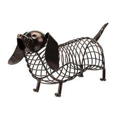 Woof Dachshund Cork Holder
